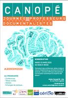 JEDOCEMI2020 : Démarche scientifique et EMI